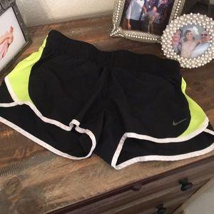 Nike Dri-fit exercise shorts